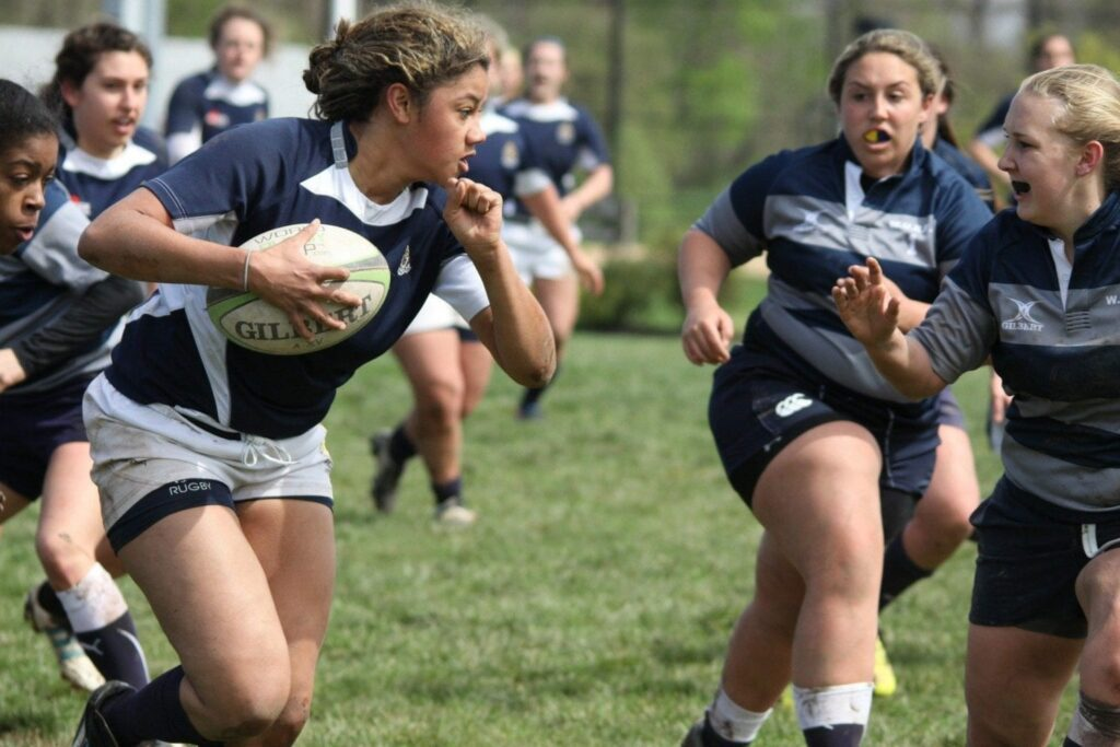 rugby fille